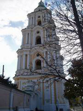 Колокольня Троицко Илльинского монастыря